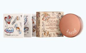 LTD ED Fresh Sugar Caramel Hydrating Lip Balm .21oz BNIB, FULL SIZE + 2 samples!