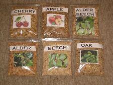 Best Smoking and BBQ Wood Chips APPLE,ALDER,BEECH,CHERRY,OAK,ALDER-BEECH 3 Litre