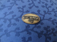 Mustang 5 Years Service Award Lapel Pin  Nice Mustang Collectible Close To Mint