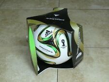Adidas Brazuca 2014 World Cup Final Official Match Ball Size 5 Argentina Germany