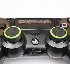 2 x negro verde joystick thumbstick tapas para Sony ps4 Xbox Controller