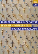 ROYAL CONCERTGEBOUW ORCHESTRA/NIKOLAUS HARNONCOURT: BRUCKNER - SYMPHONY NO. 5 NE