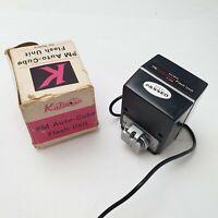 Kalimar PM Auto-Cube Flash Unit BOXED #997