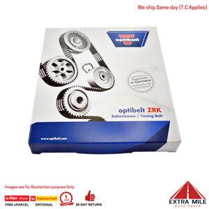 Optibelt Timing Belt for Audi Fox 1.5L 4Cyl 849 ZRK1056 Drives Camshaft