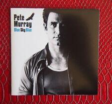 CD - Pete Murray, Blue Sky Blue -2011 Sony Music 88697856202 Australian Release