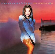VANESSA WILLIAMS - The Comfort Zone (CD 1991) USA First Edition EXC