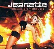 JEANETTE - Break On Through - CD Ltd. Pur Edition Rockin`on heaven`s