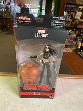 "Hasbro Marvel Legends 6"" Figure NIP NEW - BAF SASQUATCH Series X-23"