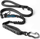 Dog Leash Heavy Duty Tactical K9 For Training Walking Adjustable 4-6FT  4in1