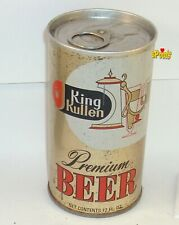 King Kullen Store Brand Beer Can Westbury,Ny Old Dutch Allentown,Pa Pennsylvania