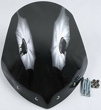 NATIONAL CYCLE GLADIATOR SINGLE GUAGE BLK DK SMK XL IRON NIGHTSTER 883L PART# N2