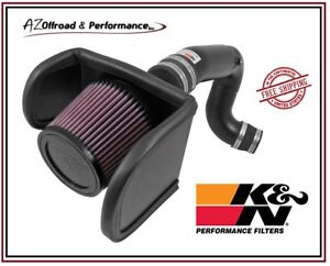 K&N 69 Series Typhoon Air Intake System For 2011-2013 Buick Regal 2.0L L4 Turbo