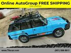 1989 Land Rover Range Rover County AWD 4dr SUV 1989 Land Rover Range Rover County AWD 4dr SUV