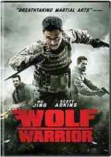 WOLF WARRIOR Hong Kong RARE Kung Fu Martial Arts Action movie - NEW