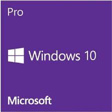 Microsoft Windows 10 pro key Professional Win 10 Pro 32/64 Bit Vollversion