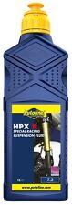 PUTOLINE HPX 7.5 SPECIALE RACING SEMI SINTETICO SOSPENSIONE FLUIDO 1L