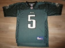 Donovan McNabb #5 Philadelphia Eagles Reebok NFL Jersey Medium M mens