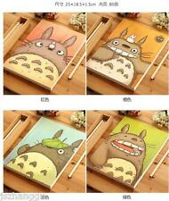 Cute Totoro Cover Thicken Art Sketch Book Blank Drawing Scrawl Practice Book