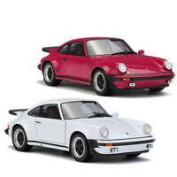 Porsche 911 Turbo 3.0 1974 1:24 Scale Car Model Collectible Diecast Gift Vehicle