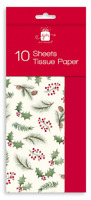 LUXURY CHRISTMAS TISSUE PAPER FOR PRESENT GIFT WRAPPING HAMPERS ACID FREE LARGE
