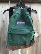 Jansport Vintage Backpack Green