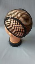 UK: Crochet Wig Cap. Big holes for Senegalese Twists, 3D Cubic Hair Box Braids