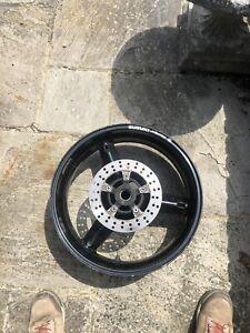 Suzuki GSXR 600 K4 Rear Wheel