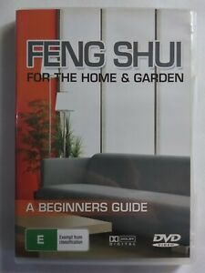 Feng Shui For The Home And Garden (Beginner) DVD -  Adrian Manning