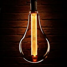 Auraglow Mysa LED Light Bulb Vintage Retro Edison Decorative E27 S165 Globe XXL