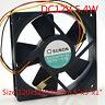 "SUNON Cooling Fan KD1212PTS1-6A 12V 5.4W 4.8W 12025 3pin 120x120x25mm 5""x5""x1"""