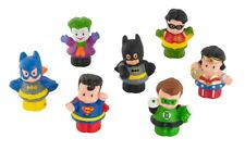 Fisher Price - Little People DC Super Friends Figures - Pack of 7