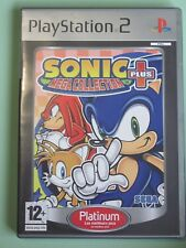 JEU PS2 @@ PLAYSTATION 2 @@ SONY @@ SONIC MEGA COLLECTION @@ COMPLET @@  PAL