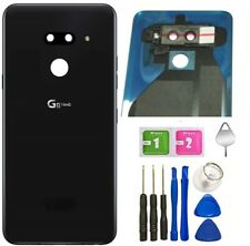 Original  For LG G8 ThinQ Q820  Back Glass Replacement Battery Cover +Tools