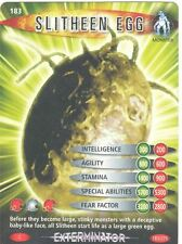 Doctor Who Battles In Time Exterminator #183 Slitheen Egg