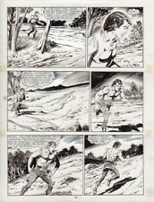"GALLIENO FERRI -  Zagor  n. 131 "" Kandrax il Mago "" p. 75"