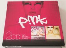 PINK MISSUNDAZTOOD + CAN T TAKE ME HOME COFANETTO 2 CD ALBUM OTTIMO
