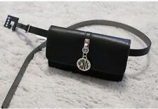 DKNY Black Waist Belt Bag ~  Size: Medium