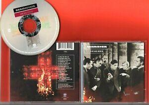 Rammstein CD Live aus Berlin !