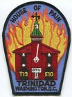 Washington DC - Eng10 / Truck13 Company Patch (Emblem)