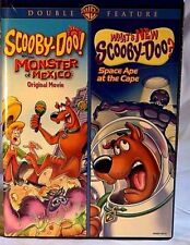SCOOBY-DOO-SCOOBY DOO AND THE MONSTER OF MEXICO/  DVD NEW