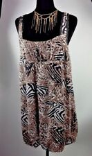 Womens Dress NWT BCBG SZ XL Silk