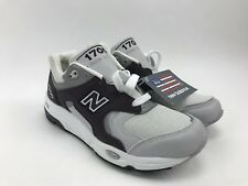 New Balance M1700 Maroon/Gray M1700CHT Made in USA Mens Size 8 NEW 3M Reflective