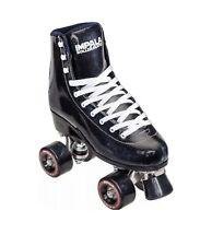 Impala - Quad Roller Skates | Vegan - Womens | Midnight Black- Size:6 - Ship Now