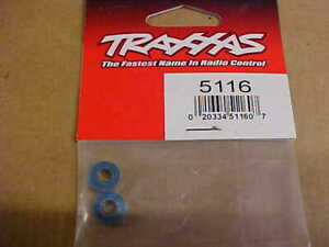 TRAXXAS 5116 = 5 X 11X 4MM BLUE RUBBER SEALED BAL BEARINGS  (NEW)