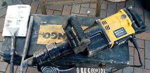 Abbruchhammer Stemmhammer Meißelhammer Kango 900KV mit Koffer Atlas Copco Profi