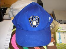 Milwaukee Brewers Blue Hat New Era NWOT