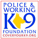 Cover Your K9 Police K9 Fundraiser