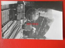 PHOTO  LNER CLASS V2 LOCO NO 60945 AT NEWCASTLE CENTRAL RAILWAY STATION