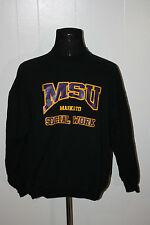 Minnesota State Mankato Mavericks Social Works Black Sweatshirt XL