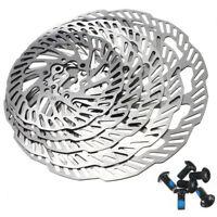 In acciaio inox MTB bici bicicletta freno a disco rotori 120/140/160/180/203 mm
